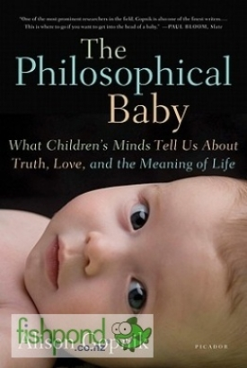 "<a href=""http://www.fishpond.co.nz/Books/Philosophical-Baby-Alison-Gopnik/9780312429843"">The Philosophical Baby</a>"