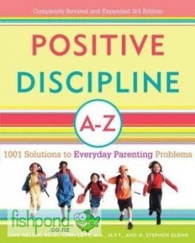 "<a href=""http://www.fishpond.co.nz/Books/Positive-Discipline-A-Z-Nelsen-JaneStephen-Glenn/9780307345578"">Positive Discipline A to Z</a>"